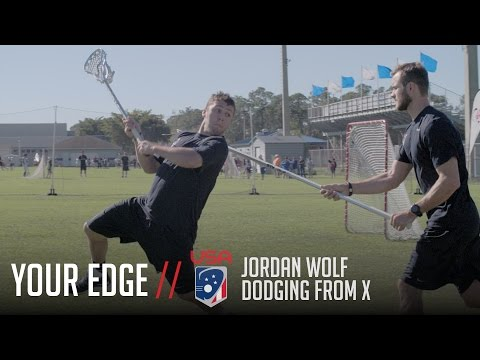 Your Edge: Dodging from X with Jordan Wolf
