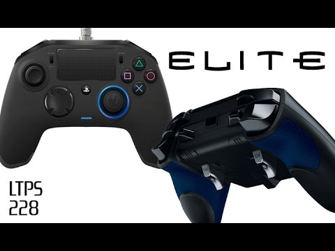 PS4 Elite Controllers Coming, Uncharted Movie Gets New Director  - [LTPS  #228]