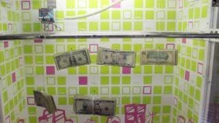 WINNING $500 CASH FROM BARBER CUT LIGHT ARCADE GAME!