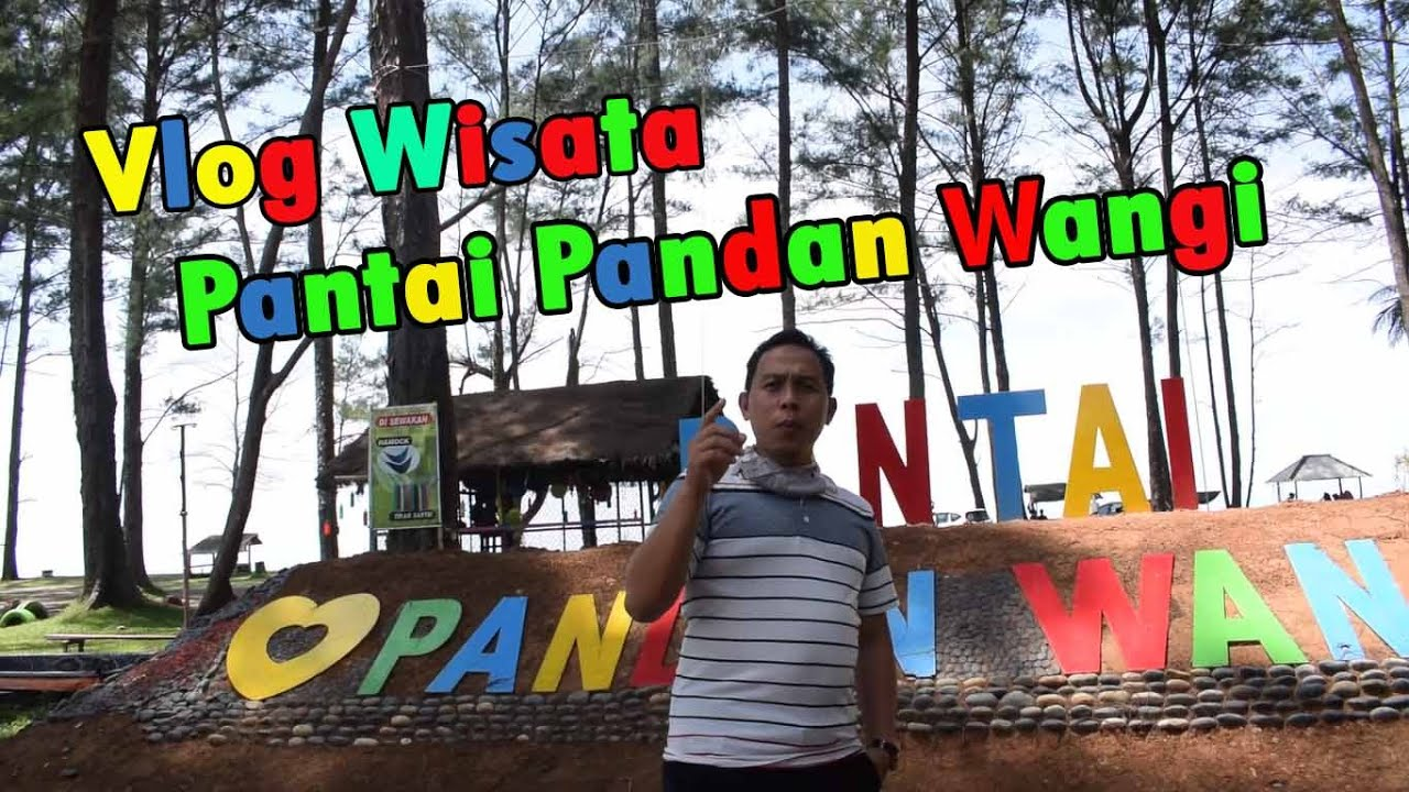 Vlog Wisata Pantai Pandan Wangi Kabupaten Muko Muko Provinsi Bengkulu Youtube