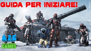 Planetside 2 - Guida per iniziare + Epic Battle! - Gameplay ITA (PS4)