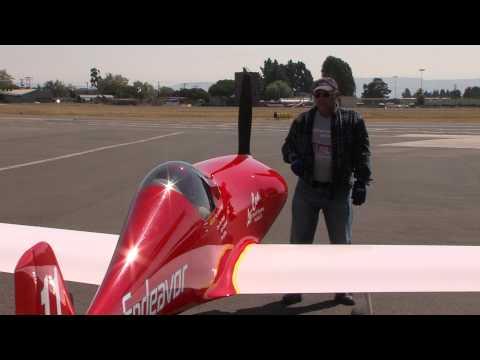 Steve Senegal Endeavor 11 N616DH Arnold AR-6 Reno Air Racer