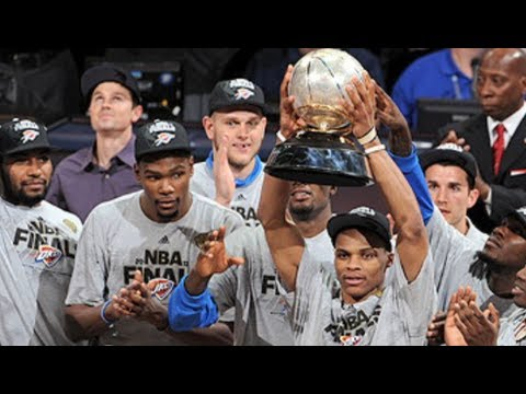 Thunder NBA Finals! Beat Spurs Game 6