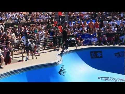 Kalani David - Skating Throughout Australia