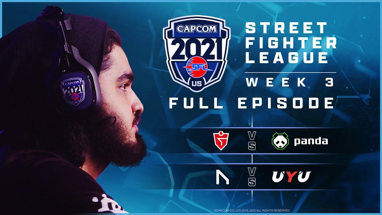 Download Street Fighter League Pro-US 2021 Week 3 - VGIA vs. Panda - NVD vs. UYU