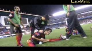 20090930 AFC CL FC Pohang Steelers vs FC Bunyodkor [ 포항 vs 분요드코트]