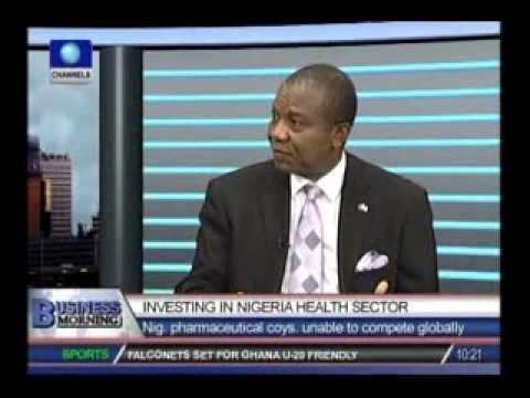 Investing in Nigeria Health Sector