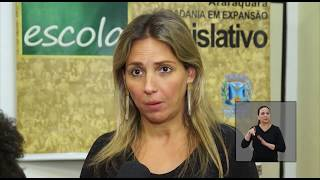 Jornal Acontece - SIPAT na Câmara de Araraquara