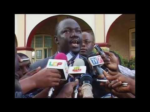 Gerry Taama: Le soulèvement à Sokodé était prévisible et ca risque d'embraser tout le Togo