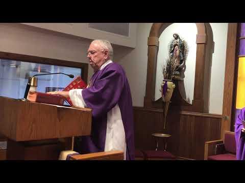 Holy Name Catholic Church, San Antonio,TX, March 28,2020 @ 5pm