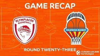 Highlights: Olympiacos Piraeus - Valencia Basket thumbnail