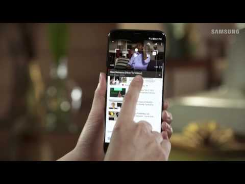 Galaxy S8|S8+ – Smart Select – Gif Animation