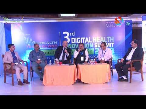 Digital Innovation Health summit 2019, Kolkata, West Bengal