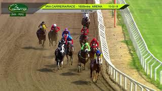 Vidéo de la course PMU HANDICAP 2YO&UP 1600