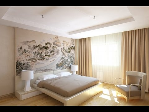 Decoration chambre a coucher marocaine youtube for Decoration chambre om