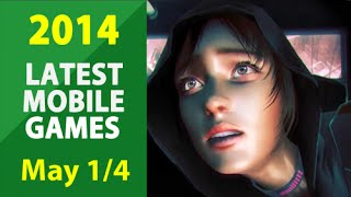 May 2014 Latest Mobile Games (1/4)