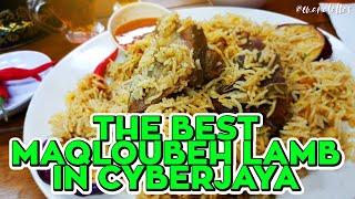 [ omaralattas ] vlog #101-2018: The Best Maqloubeh Lamb in Cyberjaya