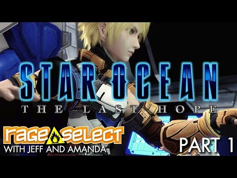 The Dojo - Star Ocean: The Last Hope Remaster - Part 1