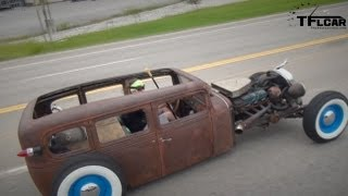 Classics Revealed: 1932 Chevy All American Rat Rod