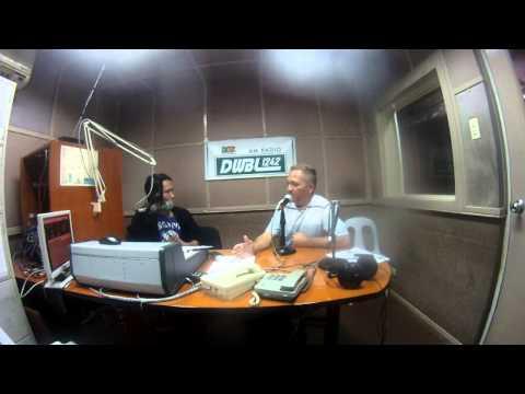 Steven Jenkins RADIO MANILA *** VEGETARIANISM
