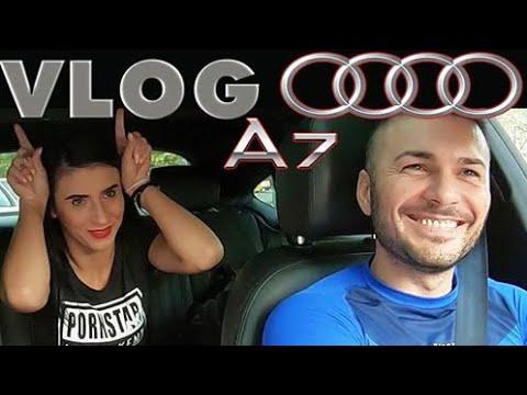 Audi A7 =450 de cai= Nelly Kent - YouTube