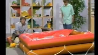 Play School - Noni and John - boat
