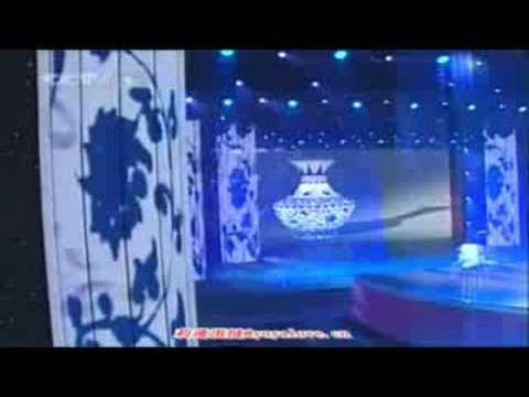Qing Hua Ci Blue & White Porcelain Live [High Definition]