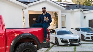 BRADLEY MARTYN'S NEW HOUSE TOUR!!