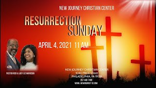 Resurrection Sunday  April 4, 2021