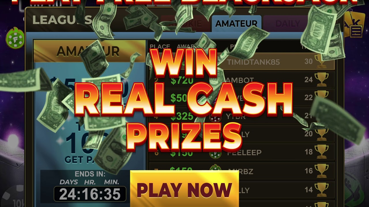 Free Games With Real Cash Prizes