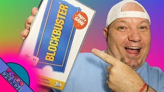 The Blockbuster Party Game - Review And Unboxing!