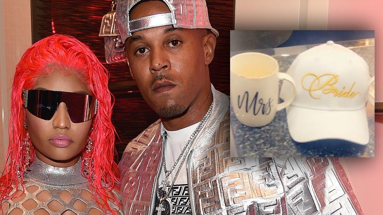 Congratulations Nicki Minaj Is Now Mrs. Nicki Petty