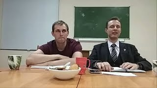 Александр Корецкий и Никита Тахиров:  Мозг и психология  наук