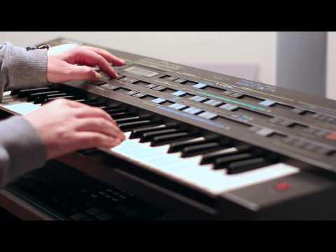 CASIO CZ-5000 Rhythm Sound Making