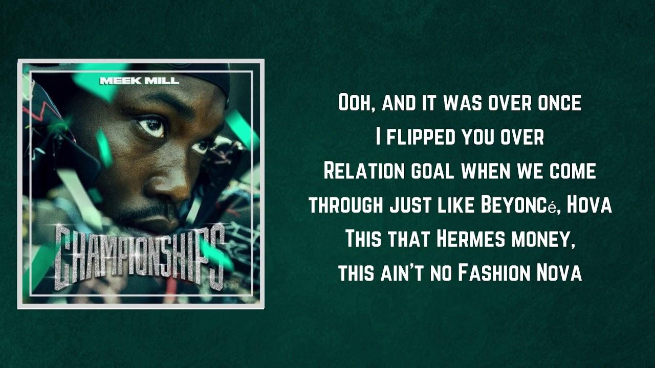 Download Dangerous (Lyrics)  - Meek Mill feat. Jeremih and PnB Rock