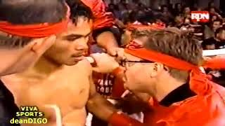 PACQUIAO vs MEXICANONG LUCERO 1 Punch KO at R3 WideScreen HQ