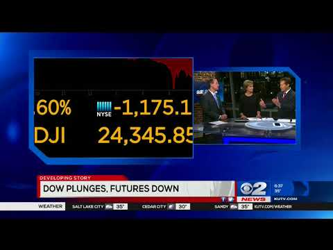 Stock Market Plunges - Time to get out or buying opportunity?