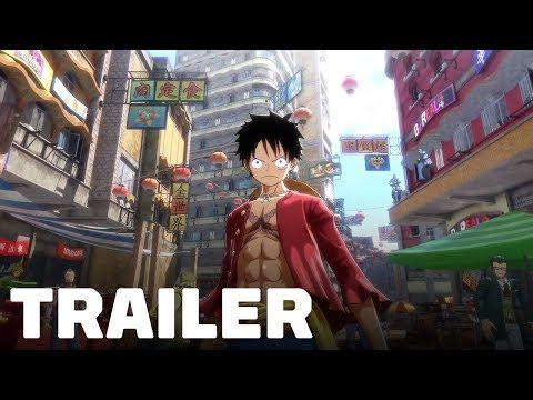 one-piece:-world-seeker---opening-cinematic-trailer