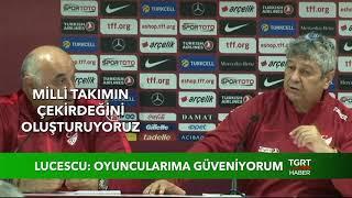 """Lucescu: """"Oyuncularıma Güveniyorum"""""""