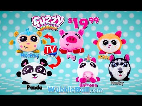 Fuzzy Wubble Commercial :30 June 2018