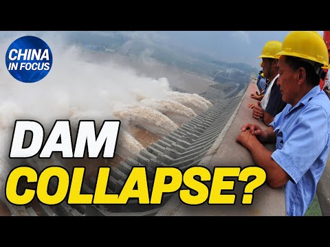 Three gorges dam could collapse, expert says; US customs seizes 10 tons of smuggled meat from China