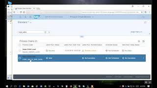 SAP HANA الأكاديمية - BW/4HANA: ما هو الجديد - عملية الرصد سلسلة [1 SP08]