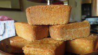 Mini Madeira Loaf Cakes