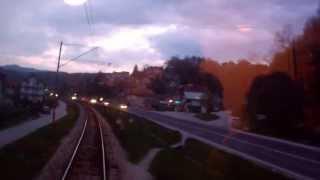 Sarajevo - Konjic by train
