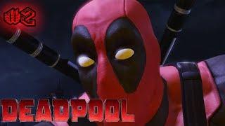 DeadPool THE GAME #2 TOCANDO O TERROR