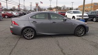 2016 Lexus IS 350 Baltimore, Catonsville, Laurel, Silver Spring, Glen Burnie MD RV5930P