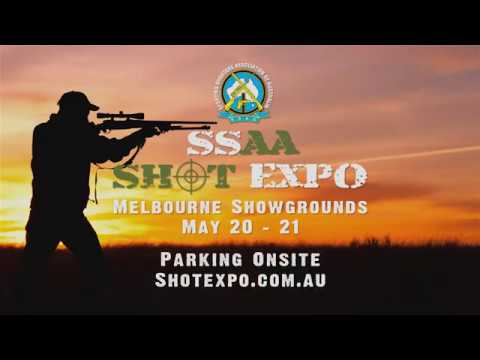 SSAA SHOT Expo Melbourne 2017