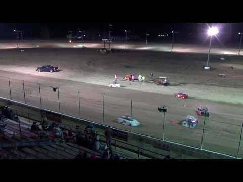 Mini Wedge Feature #2 at I-96 Speedway on 04-27-2018
