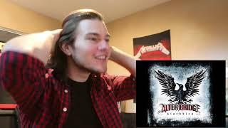 alter bridge - blackbird reaction