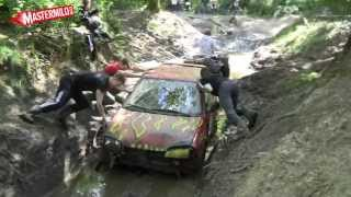 Suzuki Swift offroad test